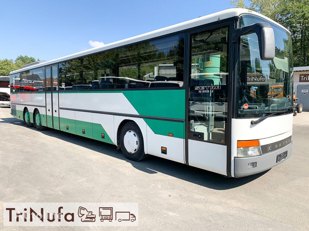 autocar de tourisme SETRA S 319 UL | Klima | Schaltgtr. | Retarder |