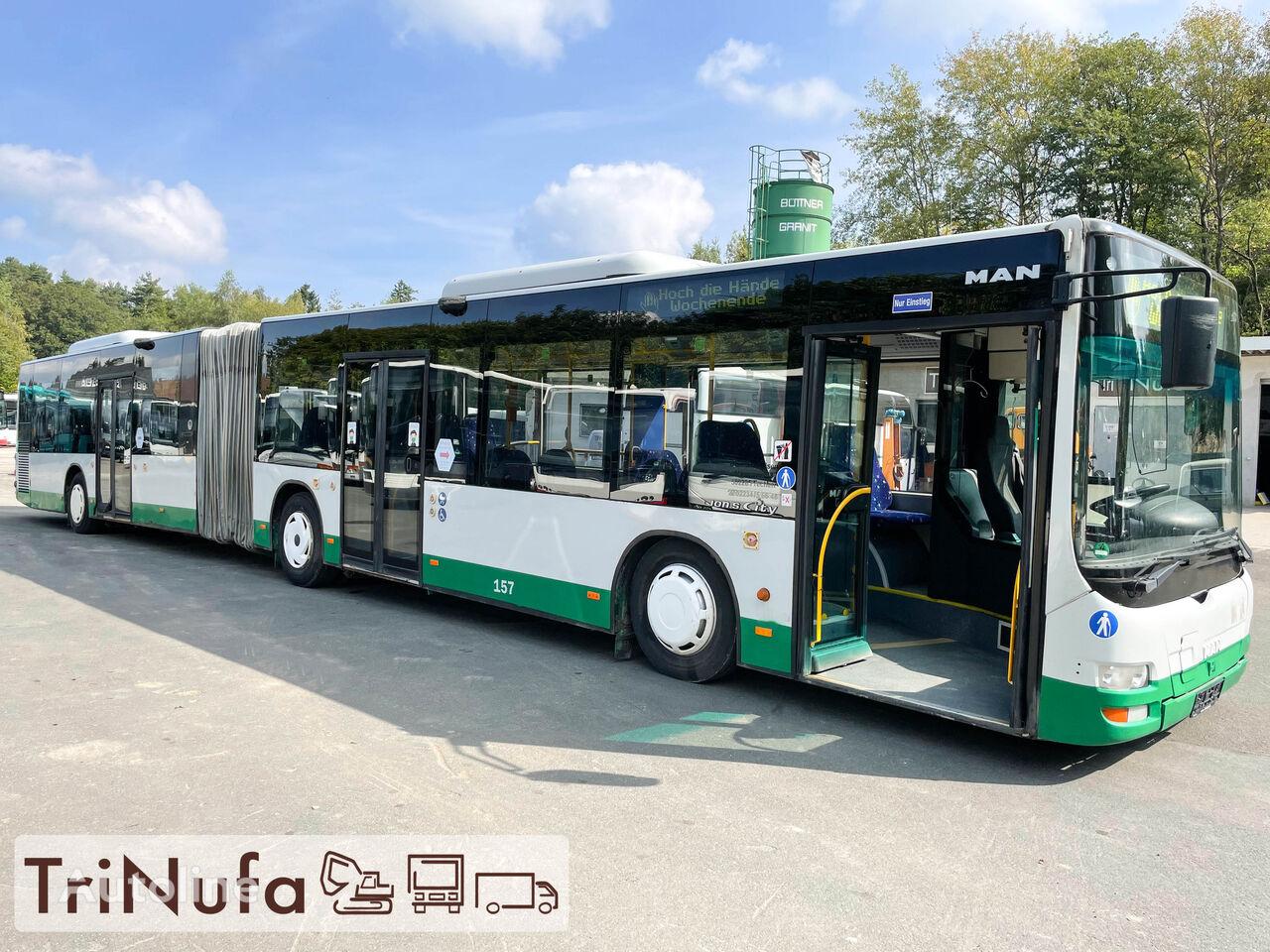 bus articulé MAN A 23 | Euro 4 | Retarder | Klima |