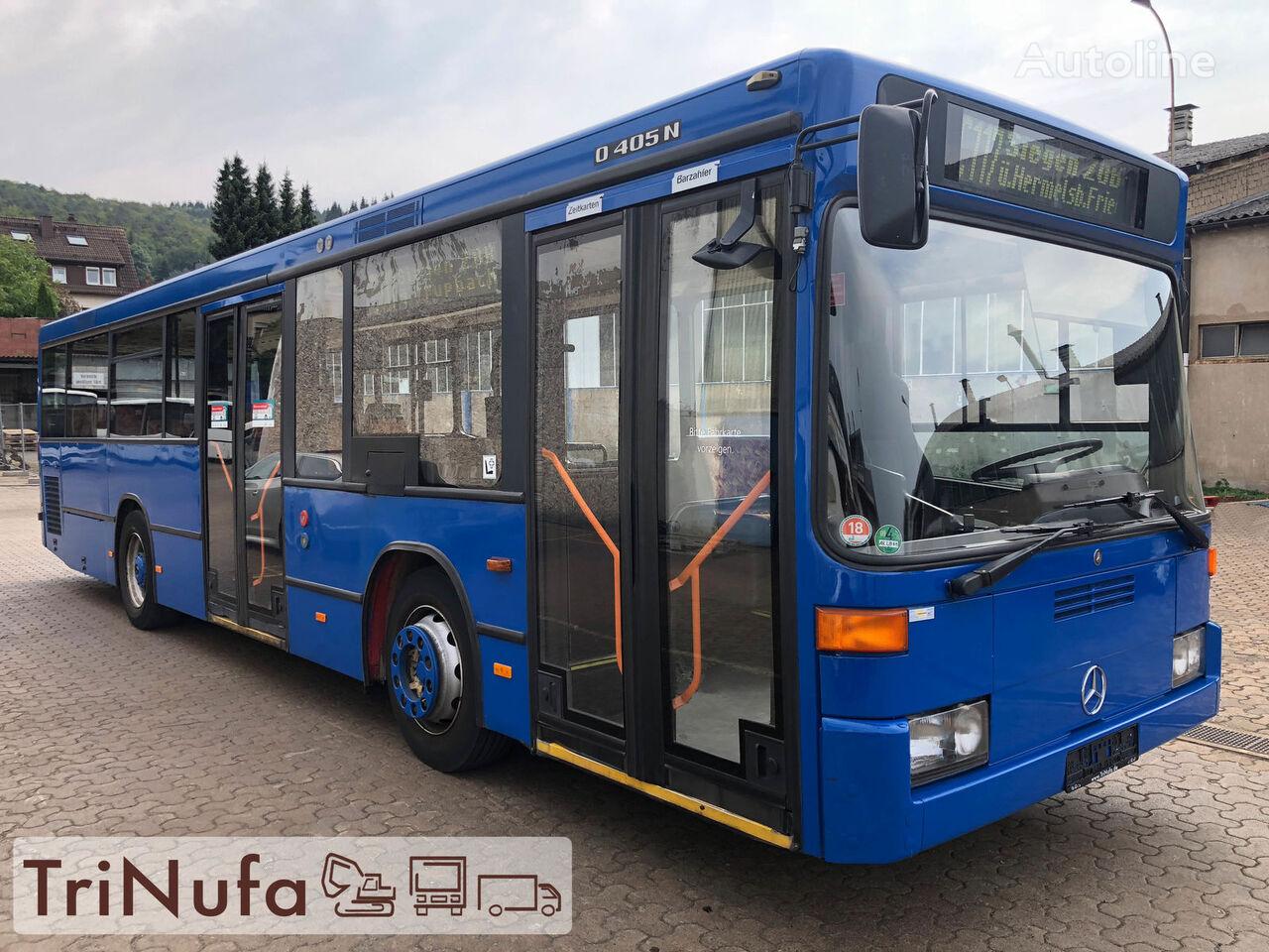 bus urbain MERCEDES-BENZ O 405 N K F | Länge: 10,5 m | Höhe 2,71 m | Euro 4 |